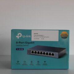 TP Link 8 Port gigabit Switch