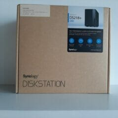 Synology all-in-1 server DS218