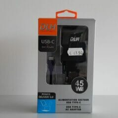 DLH USB type-c AC adapter