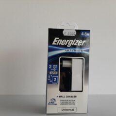 Energizer universele lader voor smartphone en tablet.