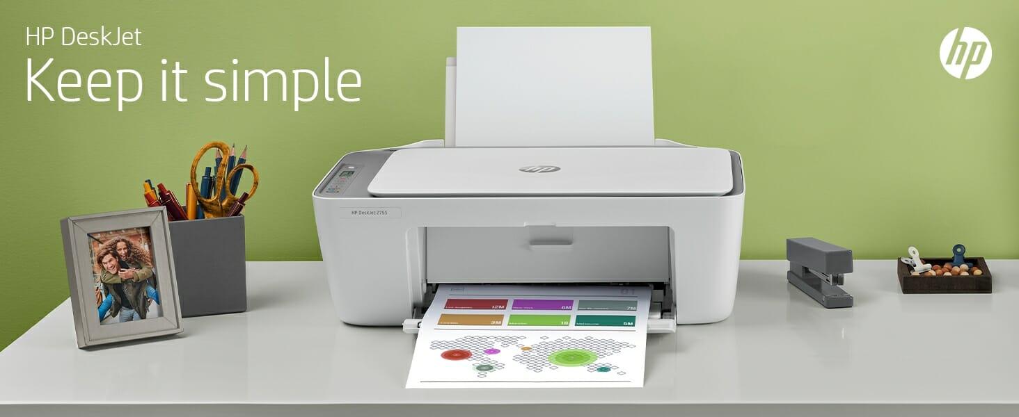 HP Deskjet 2724 - Eenvoudig printen | Inpa Computers