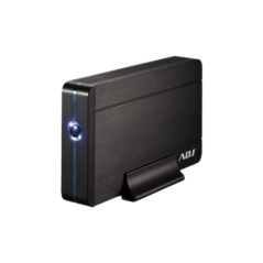 Box 3,5'' ADJ Sata to USB 3,0 zwart